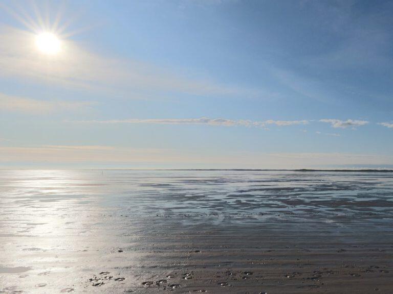 Strand von Römö