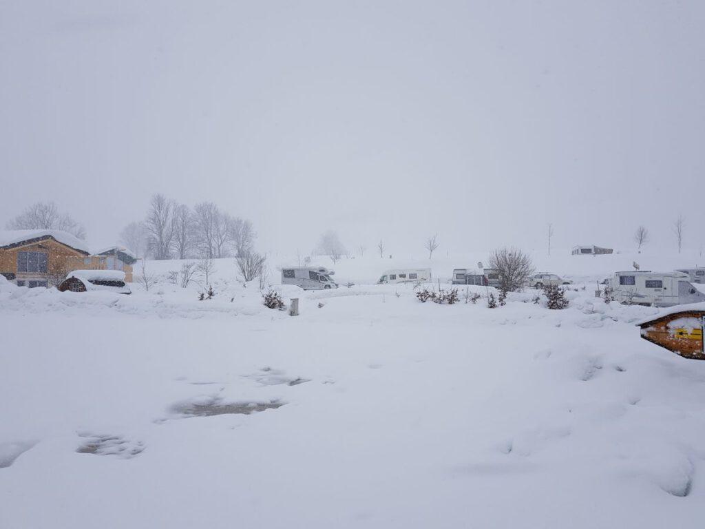 Campingplatz Inzell