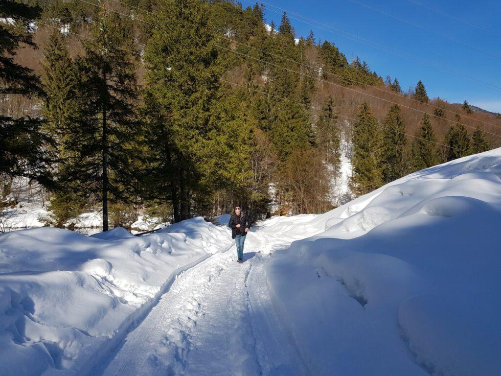 Bad Reichenhall im Winter