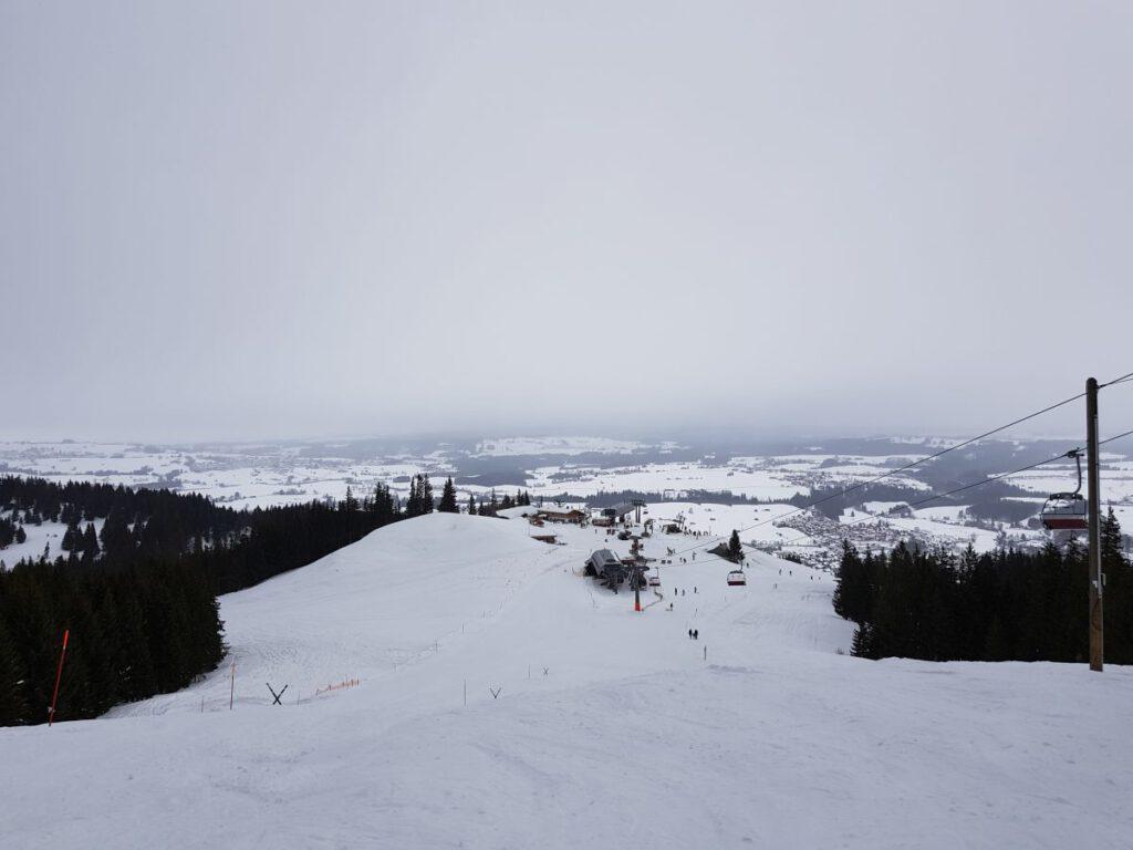 Wanderung Alpspitze