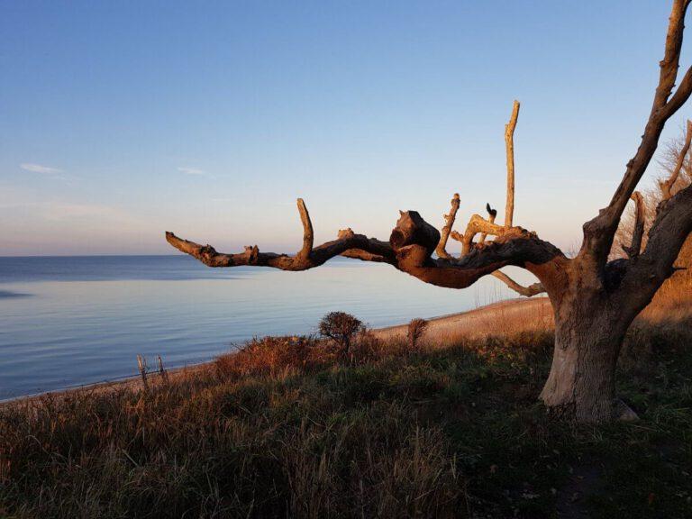 November Ostsee